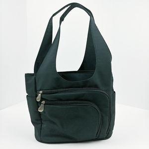 AmeriBag Zena Shoulder Bag Black
